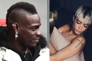 """""""Elodie e Mario Balotelli fidanzati"""", ma il calciatore smentisce il gossip clamoroso"""