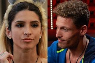 """Erica Piamonte litiga con Gennaro Lillio: """"Mi fai incaz**re, ti pianto uno schiaffo in faccia"""""""