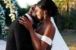 Idris Elba si è sposato: assenti Harry e Meghan Markle, che hanno mandato un regalo di lusso