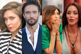 """Katarina Raniakova a Mila Suarez e Delia Duran: """"Alex Belli non può avere figli, vi prende in giro"""""""