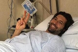 """Walter Nudo è stato operato al cuore, l'intervento è andato bene: """"Sono così grato"""""""