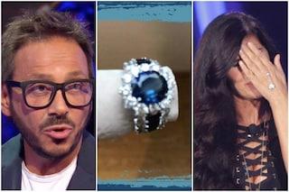 """Luigi Oliva, ex di Pamela Prati: """"Ho dovuto rivendicare un anello prezioso, mi sono sentito usato"""""""