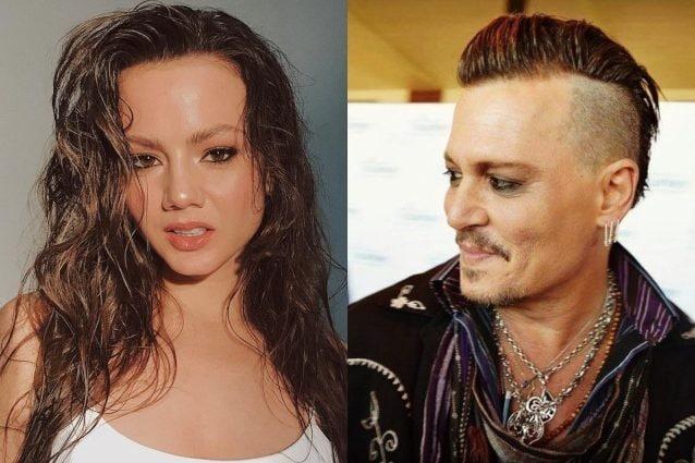 Polina Glen, una ballerina nel cuore di Johnny Depp?