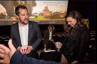"""Elisa Isoardi sul nuovo amore di Salvini: """"Felice per lui e guardo avanti, Matteo è il passato"""""""