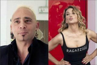 """Salvo Veneziano: """"Non ho mai attaccato Barbara d'Urso, stravolte le mie parole"""""""