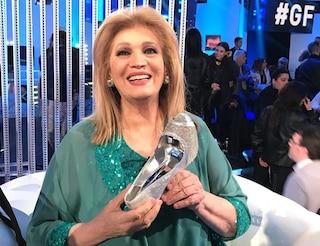 """Iva Zanicchi infortunata al Grande Fratello: """"Mi sono fatta male al piede"""""""