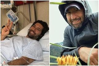 """Walter Nudo dopo il malore: """"Un buco nel cuore, nella difficoltà ho sentito vicino Fabrizio Frizzi"""""""