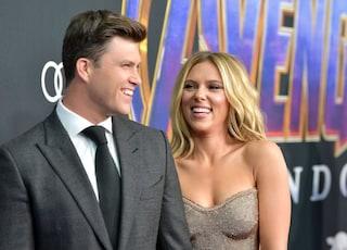 Scarlett Johansson e Colin Jost presto sposi, sarà il terzo matrimonio per l'attrice