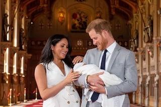 """Le prime foto del Royal Baby, Meghan Markle: """"Ho i due ragazzi migliori al mondo"""""""