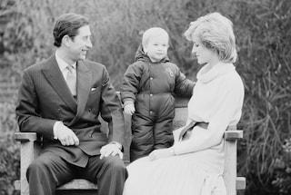 """William racconta la morte di mamma Lady Diana: """"Dolore senza uguali, noi inglesi non siamo robot"""""""