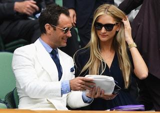 Le foto del matrimonio di Jude Law con Philippa Coan, cerimonia intima con solo 32 invitati