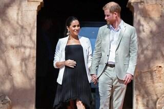 Meghan Markle è in travaglio: il royal baby sta per nascere, il sesso è ancora ignoto