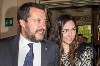 """""""Francesca Verdini ha lasciato Matteo Salvini"""", la storia sarebbe già finita"""