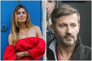 Eleonora Pedron vicina a Max Biaggi, che ha da poco perso il padre, con una dedica su Instagram