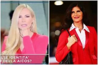 """Federica Panicucci su Pamela Prati: """"Col senno di poi, viene solo da dire che vergogna"""""""