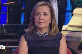 """Barbara Palombelli: """"Il nostro psichiatra ci ha consigliato di mandare Serena Rutelli al GF16"""""""