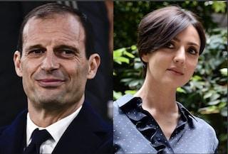 """Ambra Angiolini: """"Massimiliano Allegri è la cura della mia esistenza, la ripartenza dell'amore"""""""