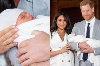 Il significato del nome Archie Harrison Mountbatten - Windsor, figlio di Harry e Meghan Markle