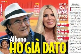 """Al Bano smentisce il matrimonio con Loredana Lecciso: """"Le nozze non fanno più per me"""""""