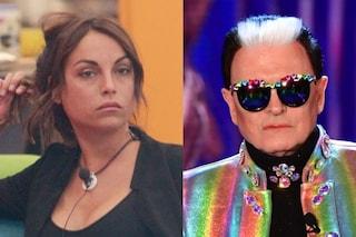 """Cristiano Malgioglio su Francesca De André: """"Aggressiva ed esaltata, ha bisogno di aiuto"""""""