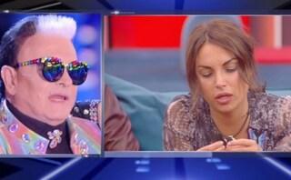 """Lite tra Francesca De André e Malgioglio: """"Ti riempi la bocca dicendo che eri amico di mio nonno"""""""