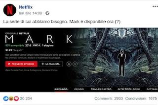 Mark Caltagirone protagonista di una serie: l'ironia di Netflix sul caso Pamela Prati