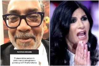 """Guillermo Mariotto: """"Pamela Prati e Marco Caltagirone a Ballando, prima coppia con un fantasma"""""""