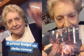 """La nonna di Fedez sbarca su Instagram, boom di follower ma lei si preoccupa: """"Andrò in prigione?"""""""