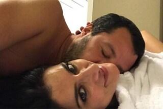 """Elisa Isoardi sul selfie con Matteo Salvini: """"In quella foto non dormiva"""" e non voterà Lega"""
