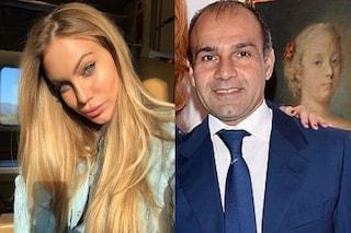 """Taylor Mega con il milionario 56enne Hormoz Vasfi, alla modella """"vietate foto e interviste"""""""