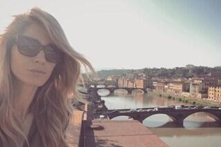 """Elena Santarelli: """"Ho imparato a non fare programmi, sogno solo una vita senza traumi"""""""