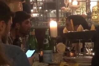 Giulia De Lellis a cena con Andrea Iannone a Milano, al flirt dell'estate manca solo l'ufficialità