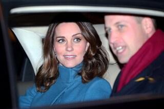 Il corteo che scorta William e Kate investe una 83enne, la donna ricoverata in gravi condizioni