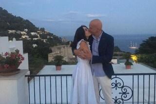 Tiziana Buldini si è sposata, l'attrice ed ex di UeD ha detto sì all'avvocato Ciro Pellegrino