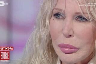"""Ivana Spagna: """"Ero complessata, i miei hanno fatto debiti per farmi rifare il naso"""""""