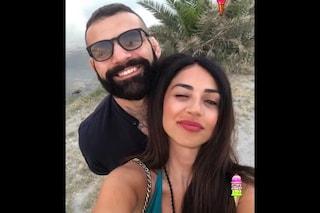 Raffaella Mennoia pubblica la prima foto social con il fidanzato Alessio Sakara: la tenera dedica