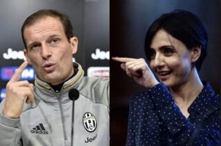 """""""Massimiliano Allegri e Ambra si sposano"""", l'allenatore lo avrebbe detto ai suoi amici"""