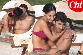 È amore tra Andrea Iannone e Giulia De Lellis, la prima foto del bacio