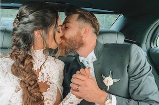 Lorella Boccia e Niccolò Presta si sono sposati: gli invitati vip e le foto del matrimonio