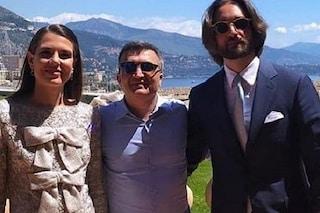 Charlotte Casiraghi e Dimitri Rassam si sono sposati, nozze civili per la principessa