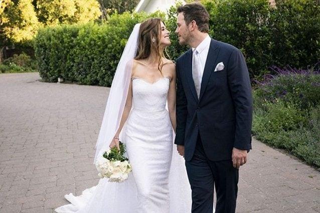 Chris Pratt e Katherine Schwarzenegger si sono sposati!