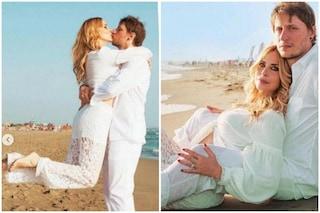 """Stefania Orlando sposa Simone Gianlorenzi: """"Trovarlo è stata una fortuna"""""""