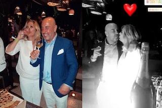 """Tina Cipollari festeggia i 50 anni del compagno Vincenzo Ferrara: """"Il compleanno del mio amore"""""""