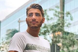 """Grave lutto per Nicolò Ferrari di Uomini e Donne, è morto il nonno: """"Hai lottato come un leone"""""""