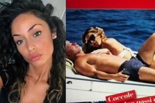 Raffaella Fico e Alessandro Moggi si sono lasciati, lui sta con Elvira Savino di Forza Italia