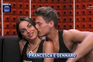 """Gennaro Lillio: """"Rapporti intimi con Francesca De Andrè, il GF non ha trasmesso le immagini"""""""