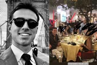 Angela Nasti a Capri con Guido Grimaldi della Grimaldi Lines: sui social si parla già di nuovo amore