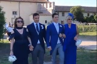 Vincenzo Mingolla di Amici ha sposato il suo compagno Andrea, tra gli invitati c'è Shaila Gatta