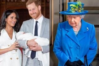 La regina Elisabetta non sarà al battesimo di Archie, tutto quello che c'è da sapere sulla cerimonia