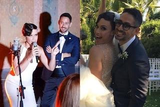 Roberta Giarrusso ha sposato Riccardo Di Pasquale, alla cerimonia presenti oltre 200 invitati